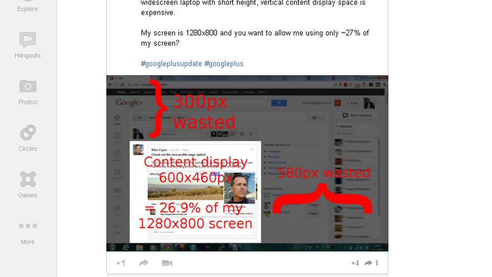 Die lieben User: Google+ wird ausgelacht