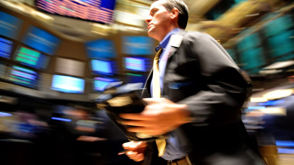 Händler an der Wall Street: Fressen und gefressen werden