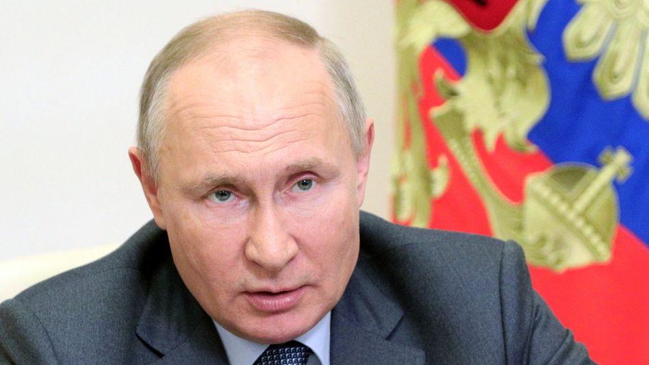 Die Liste der »unfreundlichen Staaten« geht auf einen Auftrag Putins zurück