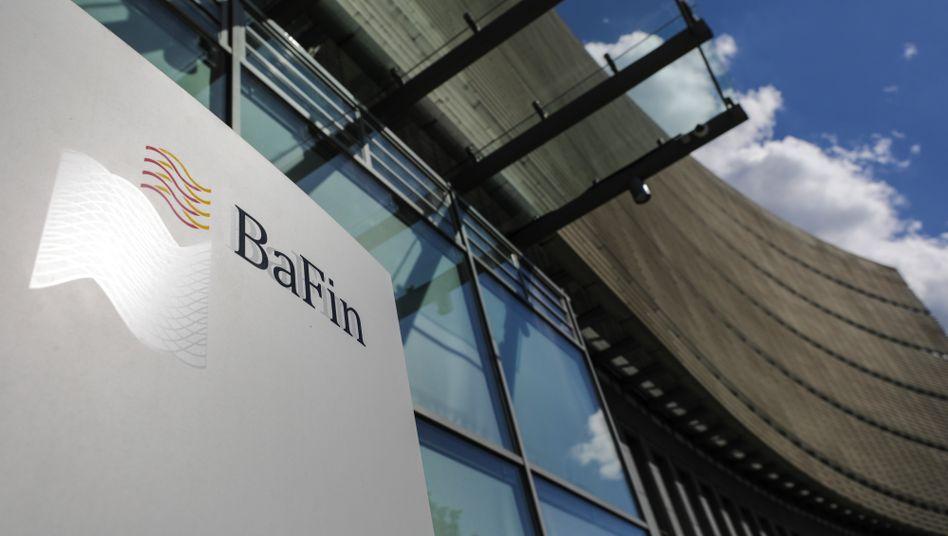 Bafin-Sitz in Frankfurt am Main: Gefühl des Benachteiligtseins