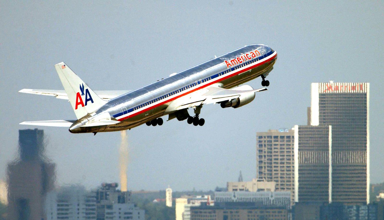 American Airlines / Boeing 767