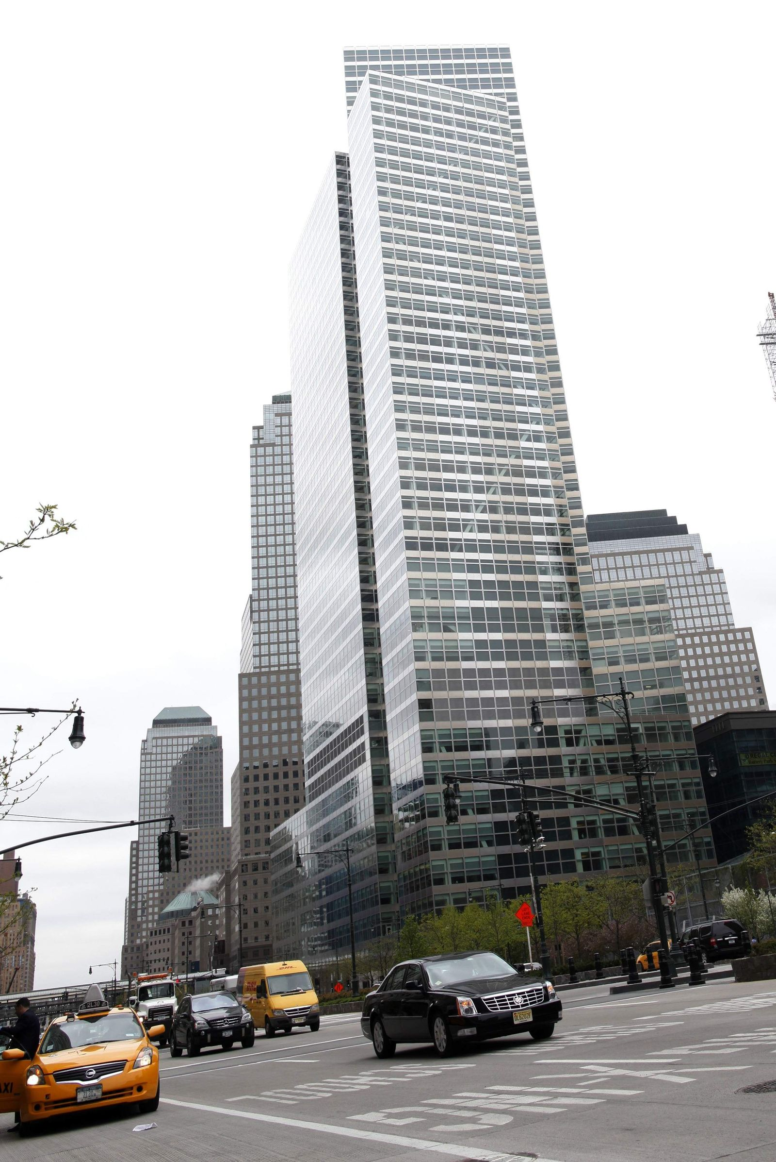 Goldman Sachs / Hauptquartier