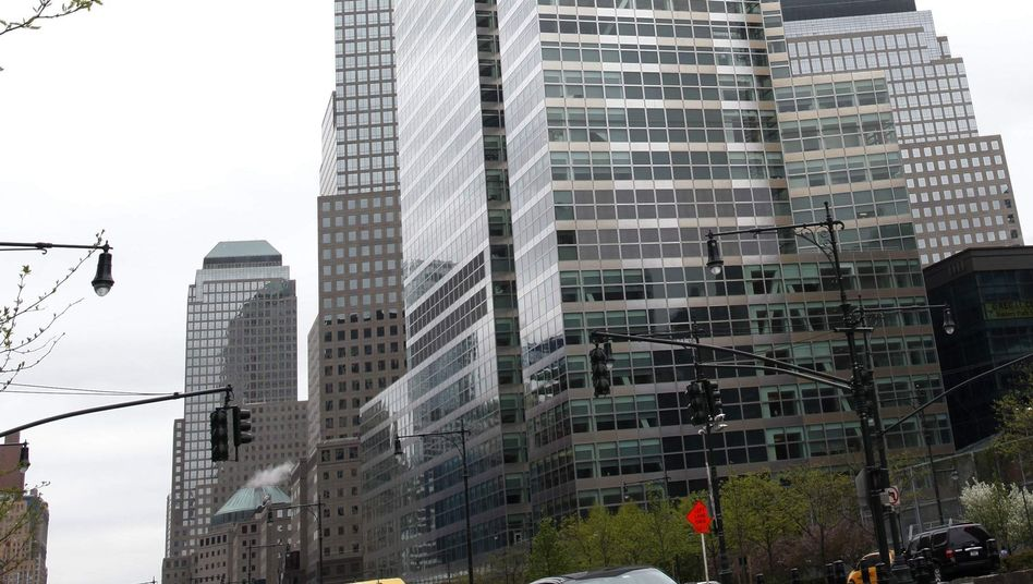 Goldman-Sachs-Hauptquartier in New York