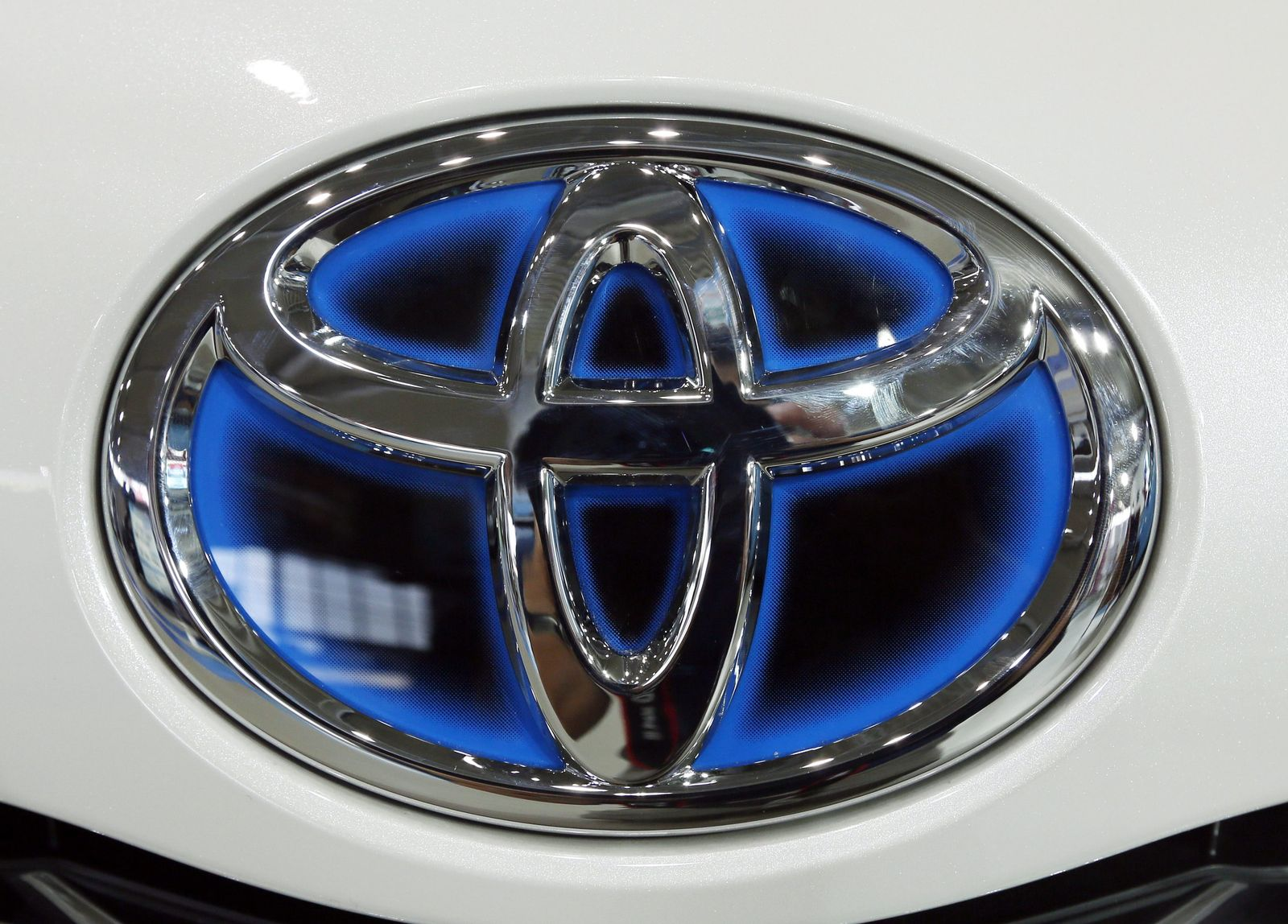 Toyota sold 4.97 million vehicles worldwide in the first half of