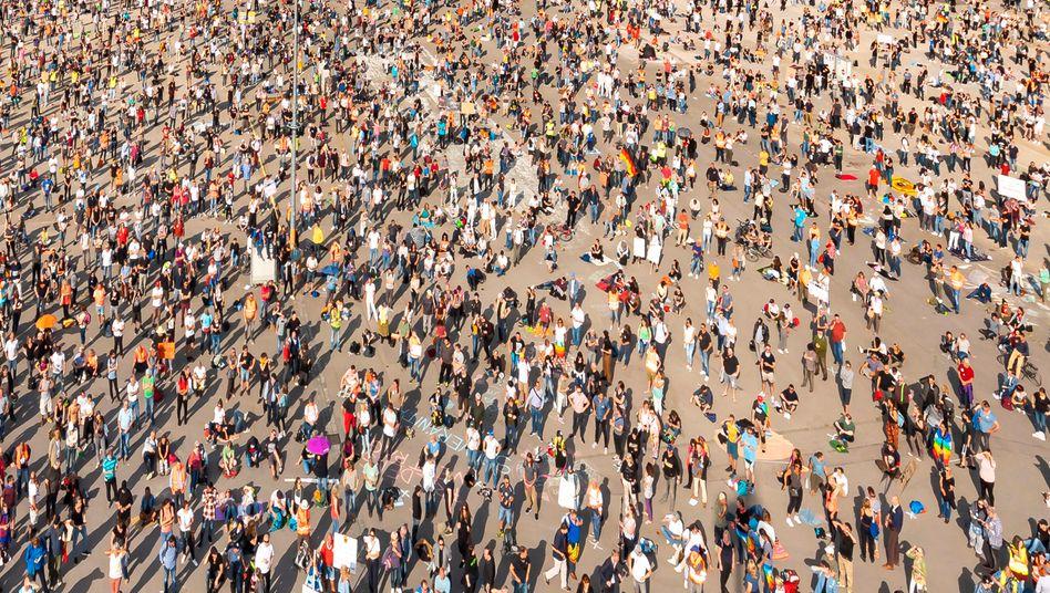 "Demo in Stuttgart am 9. Mai: ""Wichtige Grundrechte"""