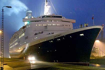 """""""Queen Elizabeth 2"""": vom Weltkreuzer zum Einkaufszentrum"""