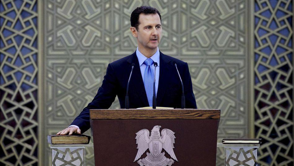 Syrischer Machthaber Assad: Folter in Gefängnissen
