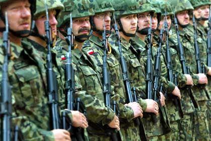 Polnische Truppen: USA bitten um ihren Verbleib im Irak