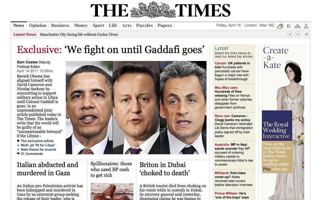 "Screenshot ""The Times"""