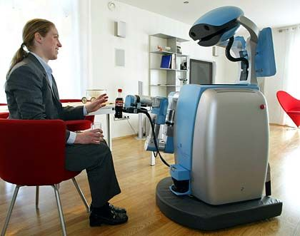 Advances in technology mean that broad swaths of the service industry -- which people once thought could buffer the loss of jobs through automation --will also soon go to the robots.