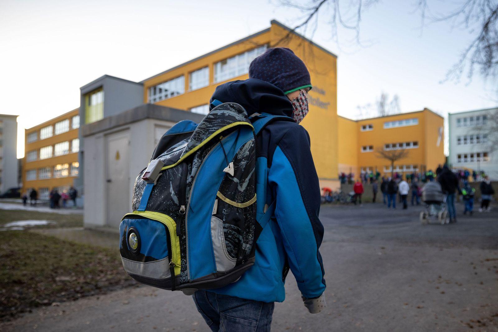 Coronavirus - Schulen in Thüringen öffnen wieder