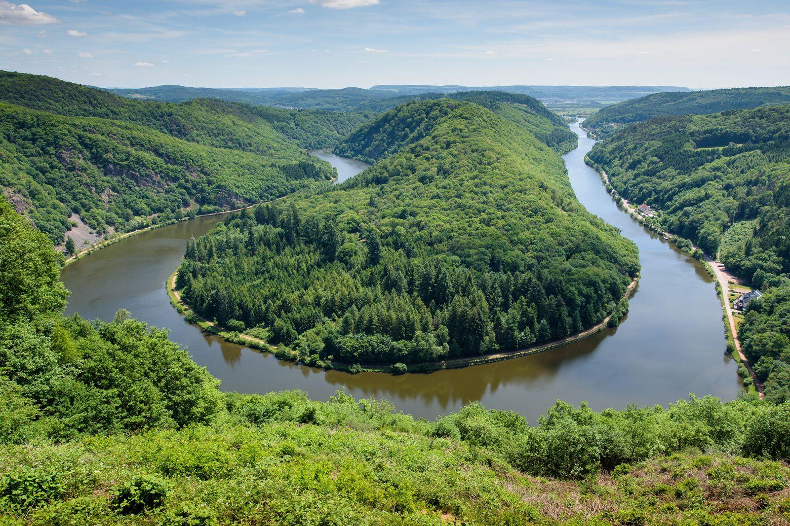 Urlaubstipps:Wo Deutschland wild und einsam ist