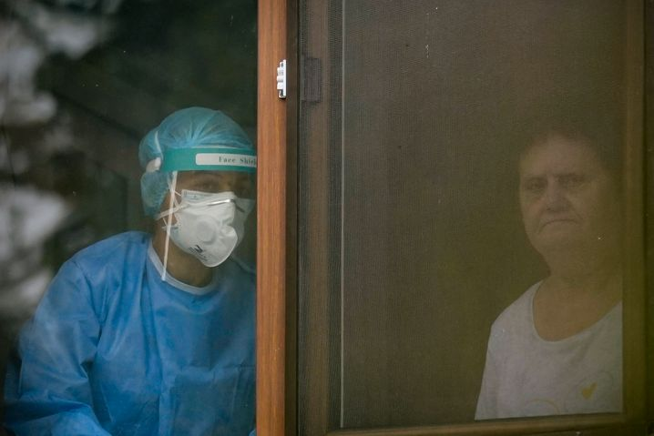Krankenhaus in Bukarest