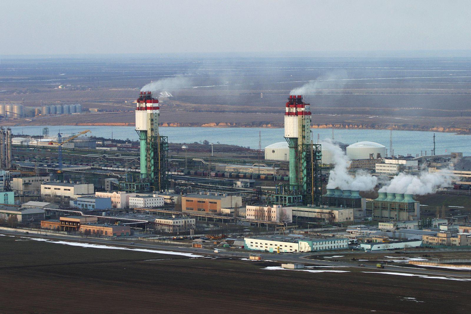 Ukraine/ Serie/ Yurchenko/ Hafenwerk
