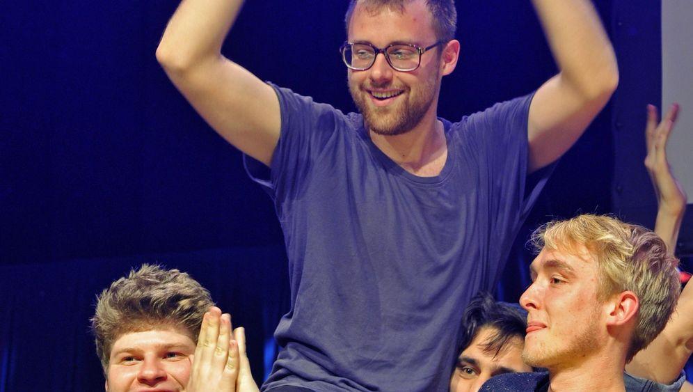 "National Poetry Slam Dresden 2014: ""Alter Schwede"""