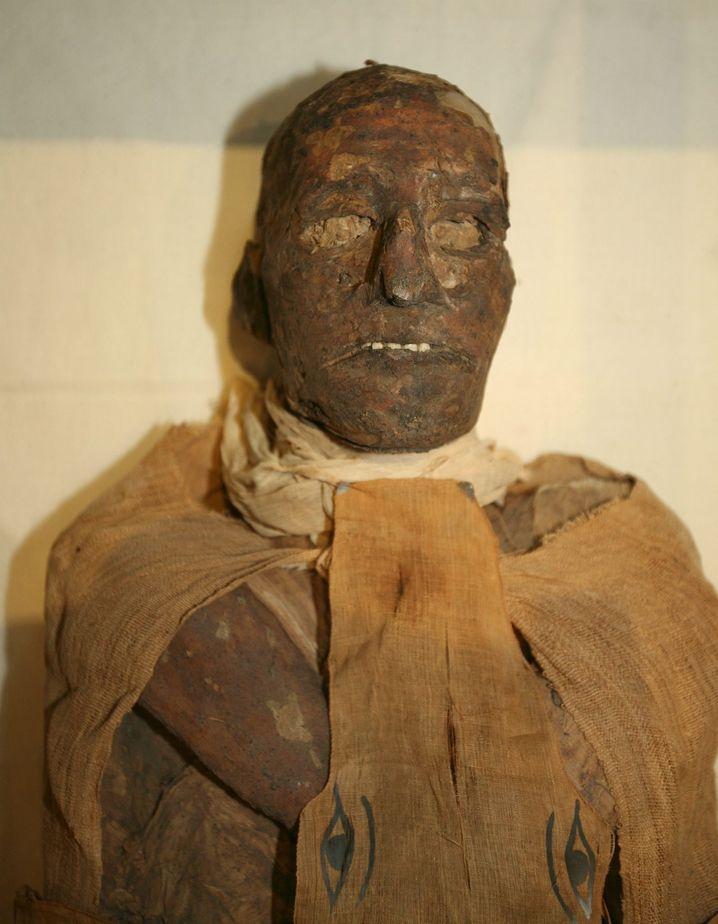 Mumie von Pharao Ramses III.: Mumifizierung verlief nicht immer gleich