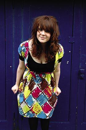 Sängerin Nash: Betont uncool