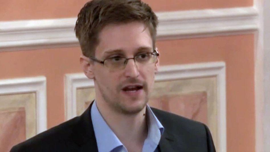 NSA-Whistleblower Snowden: Enthüllungen über vermeintliches Spionageopfer Italien