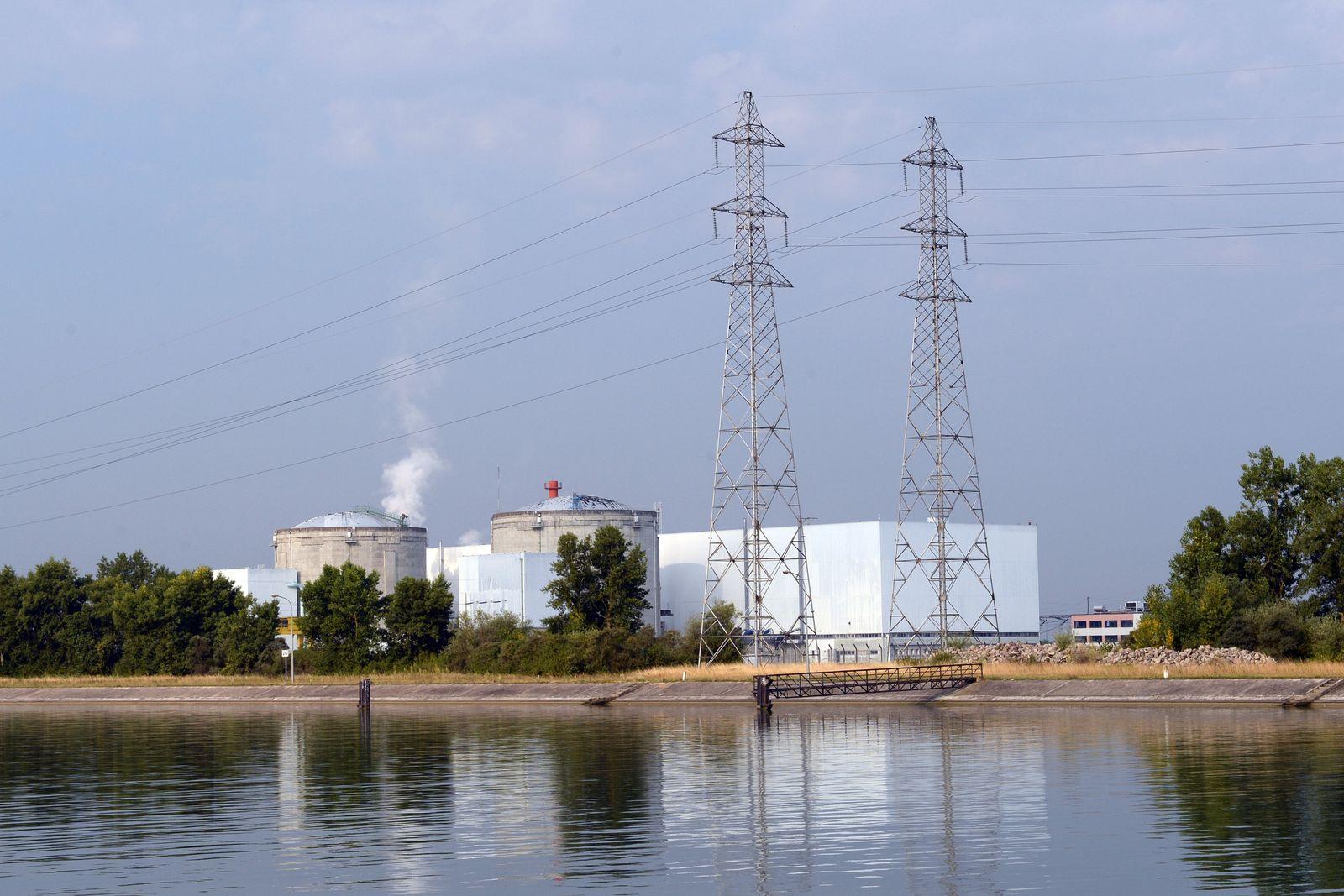 Atromkraftwerk Fessenheim