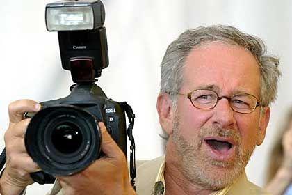 Regisseur Spielberg: Auf Orson Welles' Spuren