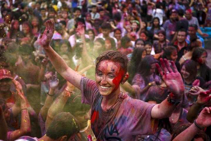 Holi-Fest in Bangkok