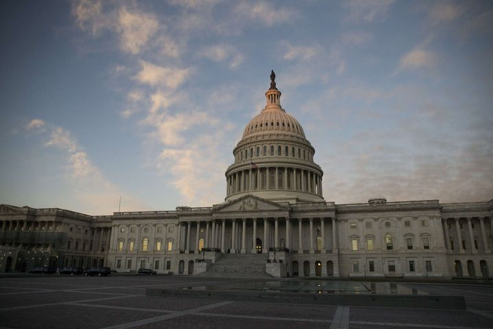 Formalie mit Folgen: US-Kapitol