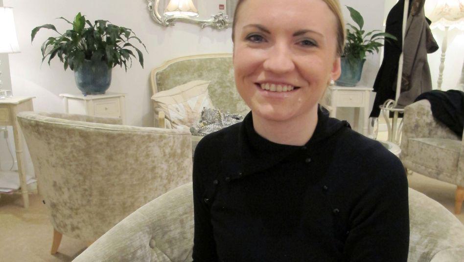 Style-Psychologin Kate Nightingale: Will mit Stilberatung die Selbstfindung fördern