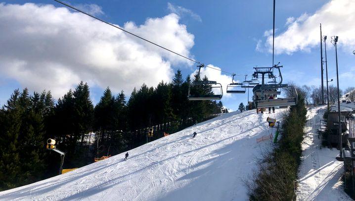 Winterberg und Willingen: Skibetrieb unter Hygienemaßnahmen