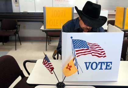 Feind der Demoskopen: Der unberechenbare US-Wähler