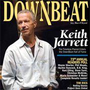 """Musiker Jarrett auf dem """"Down Beat""""-Cover: Amerikaner lieben Ranglisten"""
