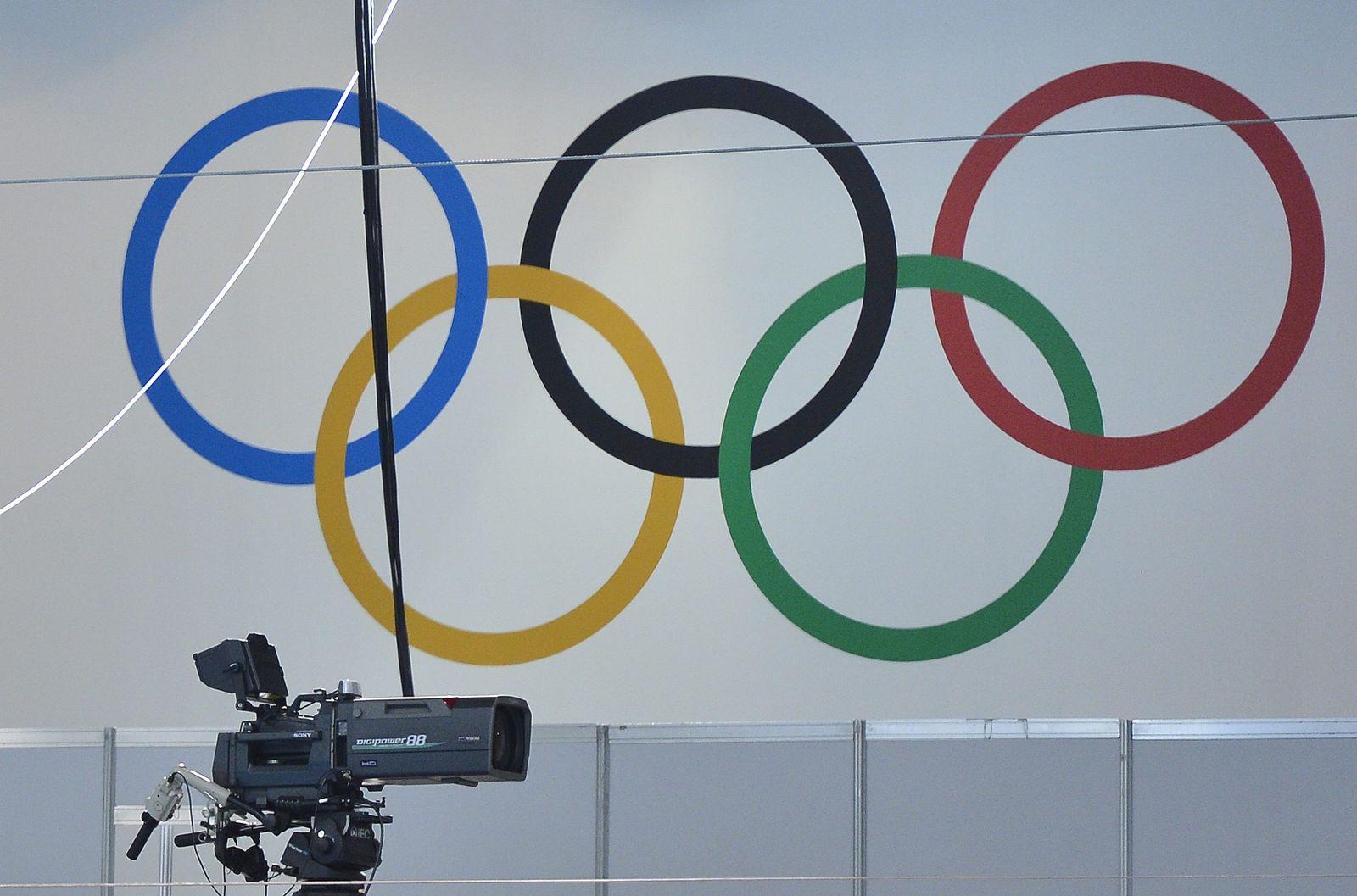 Olympia/ TV/ ARD/ ZDF