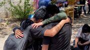 Mexikanische Polizei befreit eingesperrte Geflüchtete