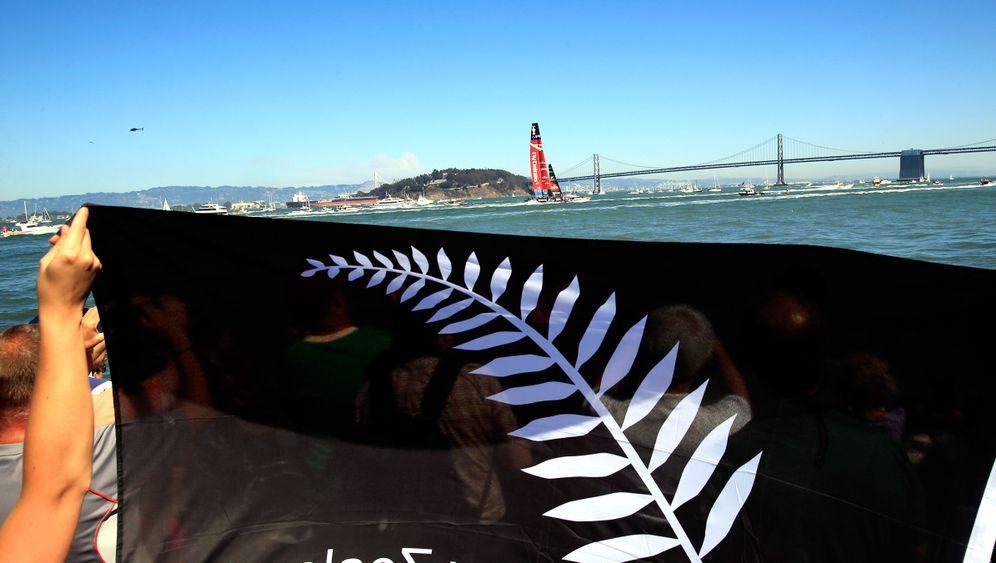 Neuseeland: Die Kiwis und der Flaggenstreit