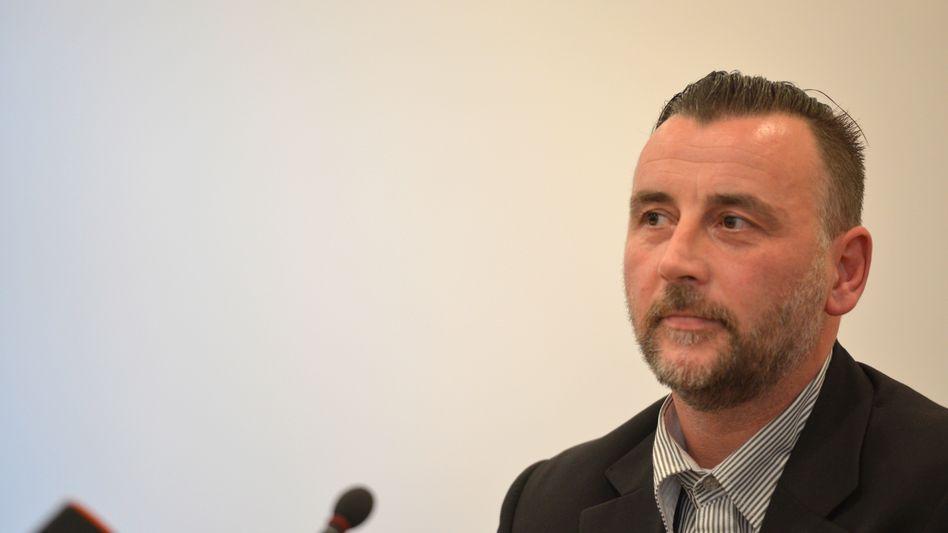 Lutz Bachmann: Rückzug vom Pegida-Verein