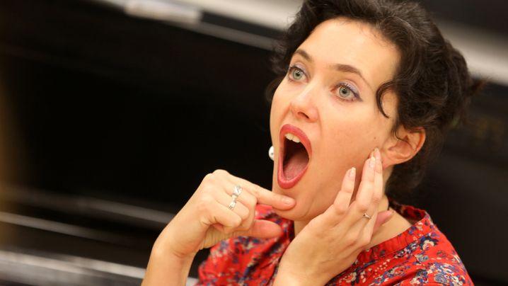 Patchwork-Beruf Opernsängerin: Überleben mit Musik