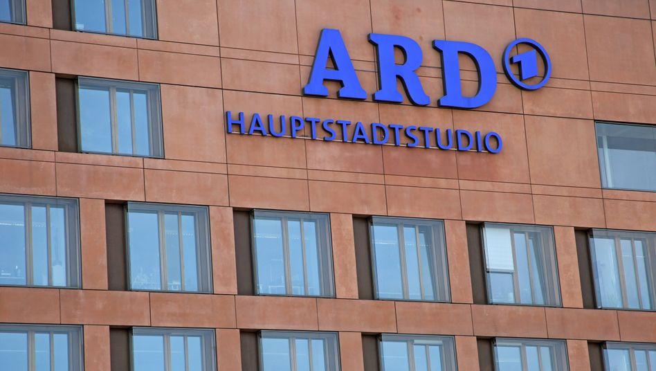 ARD-Hauptstadtstudio in Berlin