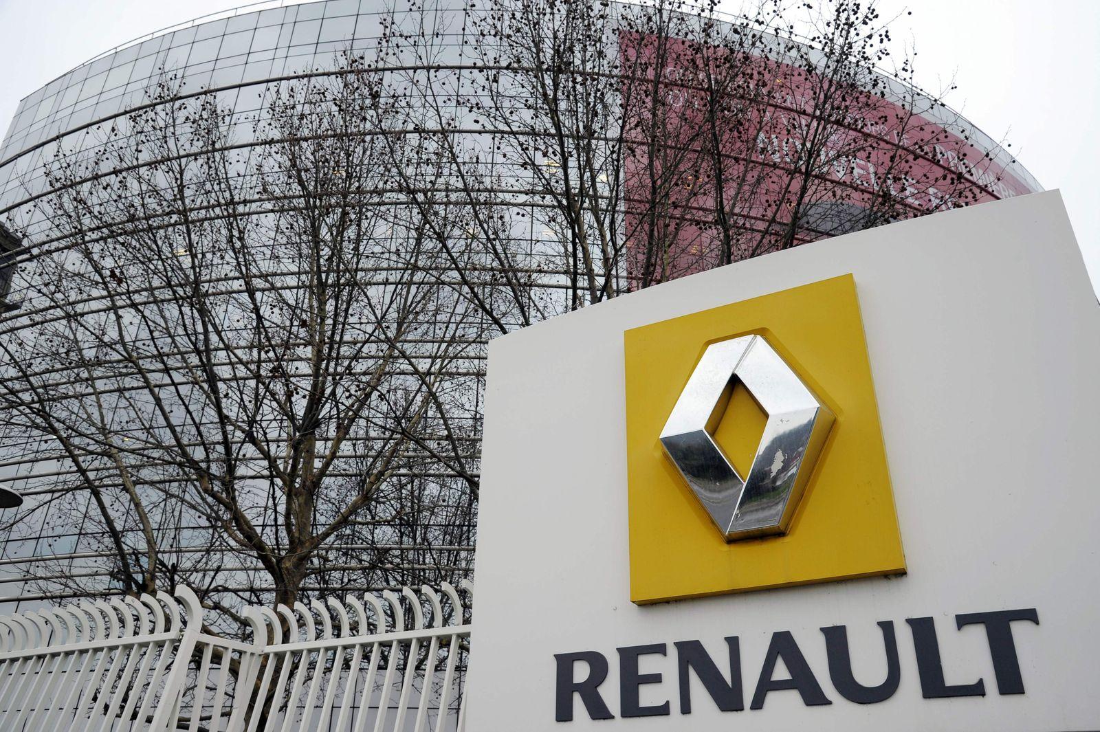 Renault/ Zentrale