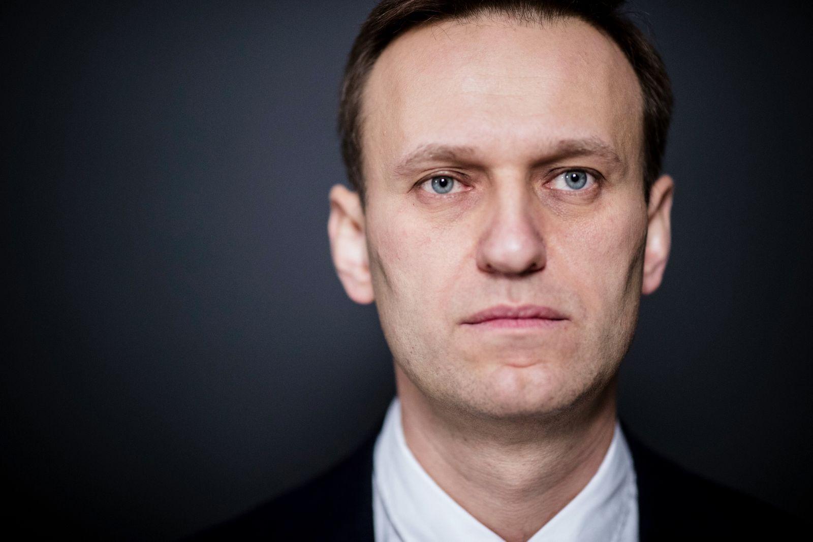 Vor den Wahlen in Russland - Nawalny in Moskau