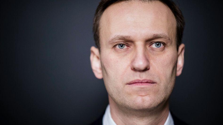 Anschlagsopfer Nawalny