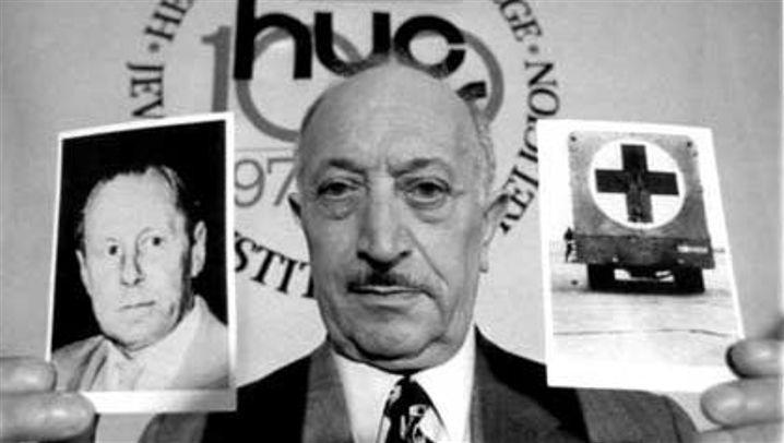 Fotostrecke: Wiesenthal - auf der Suche nach Gerechtigkeit
