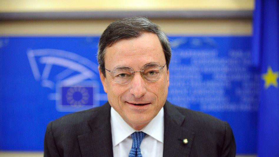 Italian Mario Draghi has been confirmed as the next European Central Bank president.