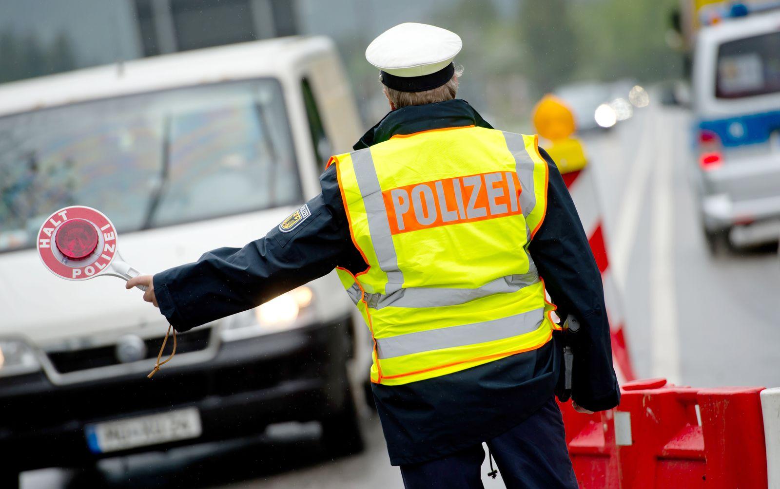 Grenzkontrollen deutsch-österreichische Grenze