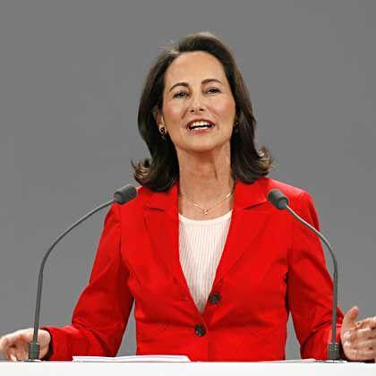"""Ségolène Royal: """"Mit mir wird Politik nie wieder ohne Euch gemacht"""""""