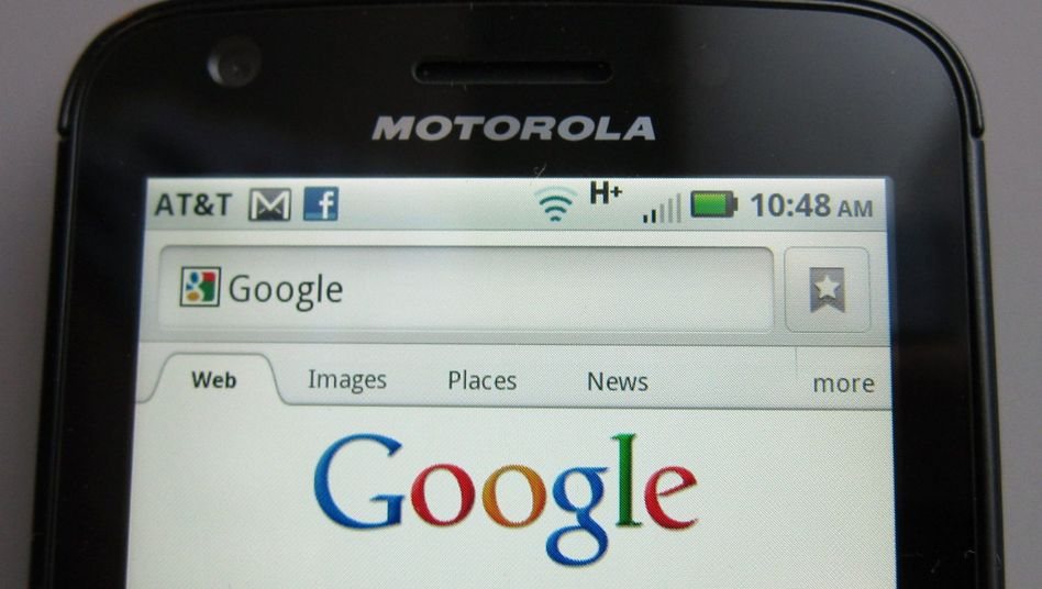 "Handy-Display: Google und Motorola planen ""X phone"""