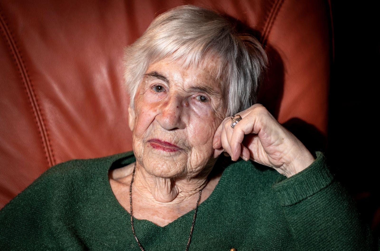 Esther Bejarano wird 95
