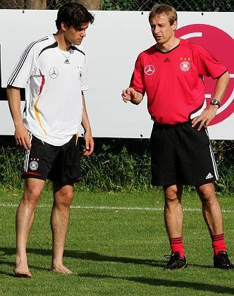 """Bundestrainer Klinsmann: """"An die Anfänge anknüpfen"""""""