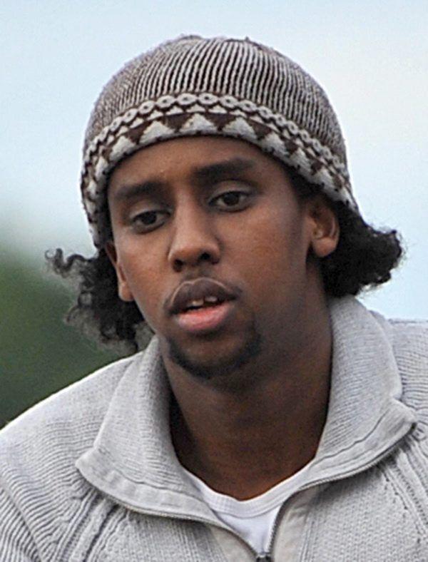 Mit diesem Foto fahndet Scotland Yard nach Mohammed Ahmed Mohamed