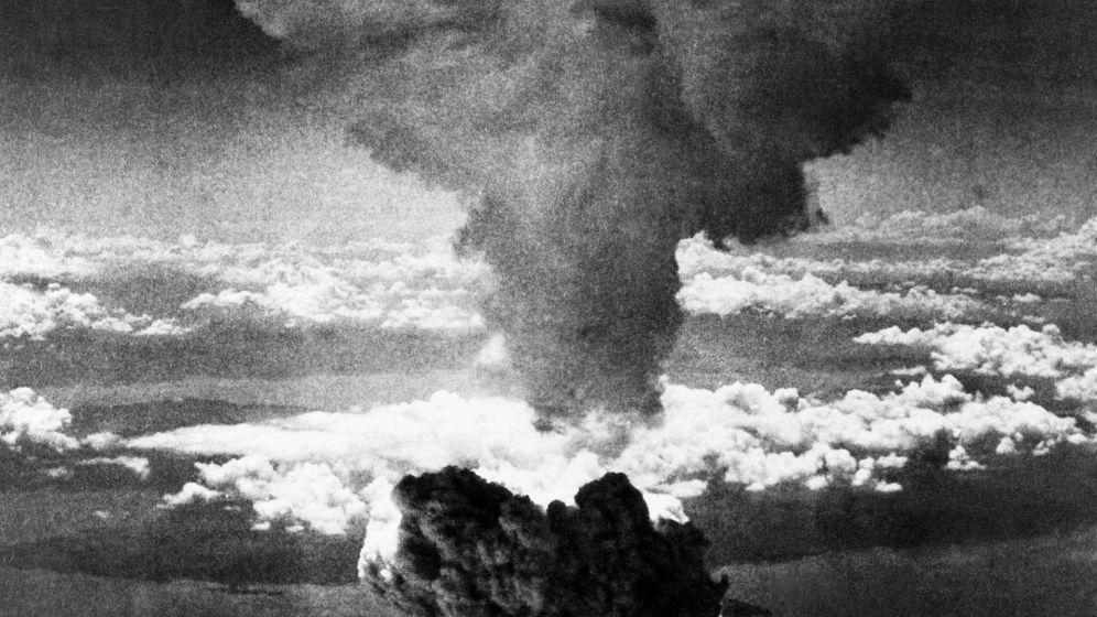 Atombombenangriff auf Hiroshima: Sekunden der Zerstörung