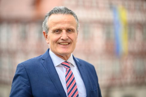 Favorit am Sonntag: CDU-Kandidat Frank Nopper