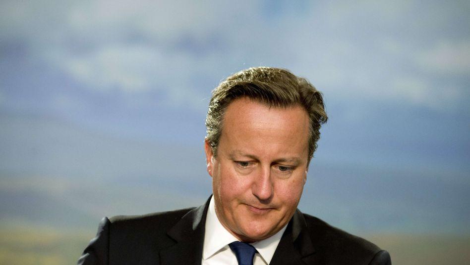 """Premier David Cameron: """"Das Vereinigte Königreich ist besser zusammen"""""""